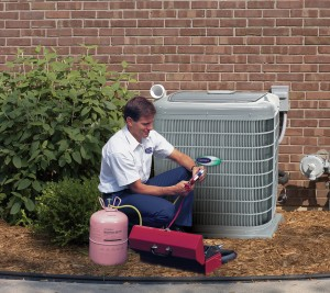 air conditioning breakdown